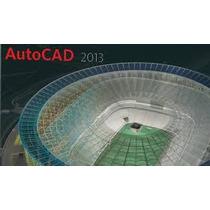 Autocad 2013 - 32 E 64 Bits Com Ativador