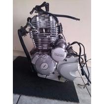 Motor Completo Fazer 250/08 Original Funcionando