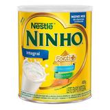 Fórmula Infantil Em Pó Nestlé Ninho Forti+ Integral Em Lata De 400g