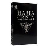 Harpa Cristã Popular Cpad Preta Letra Grande 640 Hinos