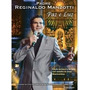 Dvd Cd - Padre Reginaldo Manzotti - Paz & Luz - Lacrado