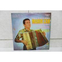 Lp - Vinil - Mario Zan Sua Bandinha E Coro - Pula A Fogueira