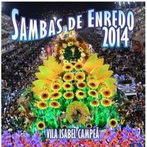 Cd Sambas De Enredo Rio De Janeiro 2014