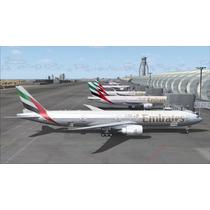 Tráfego Aéreo Para Flight Simulator 2004 Ou Fsx