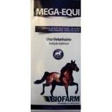 Mega Equi Biofarm Boldenona De 50ml Com Frete Grátis