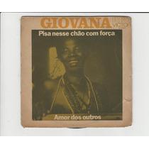 Giovana - 1974 - Pisa Nesse Chão Com Força - Ep 43