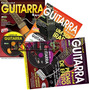 Curso Completo Guitarra 3 Dvds 3 Revistas Especial Minuano