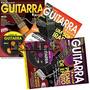 Curso Completo Guitarra 3 Dvds + 3 Revistas Especial Minuano