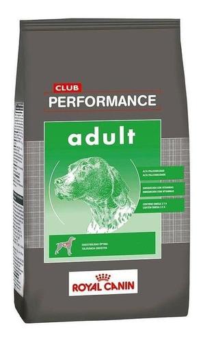 Ração Royal Canin Club Performance Cachorro Adulto Todos Os Tamanhos 15kg