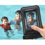 Kit 5 Capas Prova Dágua Para Celular Iphone 4 4s 5 5s 5c 6