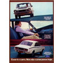 Quadro 20x30 - Ford Corcel Gt - 1975