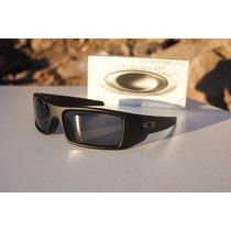751d34d6d Óculos De Sol Oakley Gascan 03-473 Preto Fosco Original à venda em ...