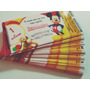50 Convite Ingresso Mickey Minnie Baby Disney Aniversário