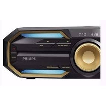 Mini System Philips Fx30x Usb Cd Bluettooth 600w Rms Novo!