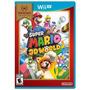 Super Mario 3d World Wii U Novo Lacrado + Pôster Brinde