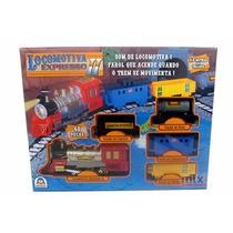 Locomotiva Expresso Ii - Braskit Ref. 800-0