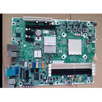 Placa Mae Socket Am3 Ddr3 Hp Compaq 6005 Pn 531966-001 4sata