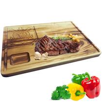 Tábua Churrasco Carne Personalizada Marcas Times Menor Preço