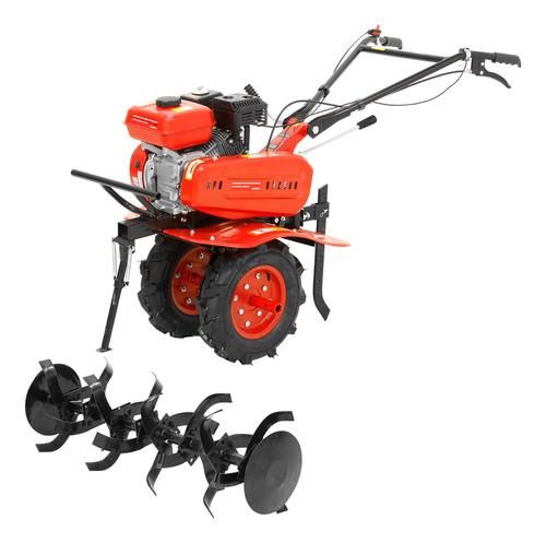 Micro Trator Motocultivador 7hp Gasolina Enxada Rotativa
