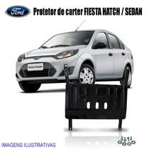 Protetor De Carter Do Ford Fiesta Sedan / Hatch Todos