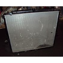 Radiador Com Condensador Nissan Frontier 08 Ate 13 Original