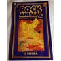 Hq Revista Rock Animal Nº9 Aventura Centro Da Terra Descida