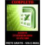 Curso Excel 2013 Básico, Intermediário E Avançado 74 Aulas
