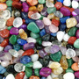 Pedras Gemas Semipreciosas Brasileiras Mistas Polidas - 1kg