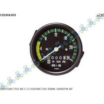 Tratômetro Com Horímetro Trator Mf 265 68/99