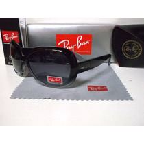 Ray Ban 0141 Jack Ohh Li Preto Degrade Lente Fume Degrade