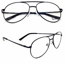 Armação Óculos De Grau Ray Ban Aviador