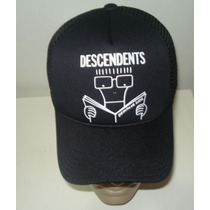 Bone Trucker Tela Americano Descendents