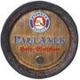 Tampa Barril,cerveja Paulaner Grande,quadro,decoração