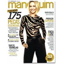 Revista Manequim Abril 2014 #661 = Bianca Rinaldi Lacrada!