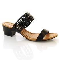 Sandália De Salto Ramarim - 15-5201 - Vizzent Calçados