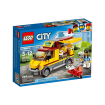 Lego 60150 - Lego City - Van De Entrega De Pizzas
