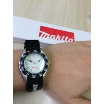 Relógio Makita, Pulseira De Velcro
