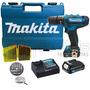 Furadeira Impacto Parafusadeira Bateria 12v Hp331dsae Makita