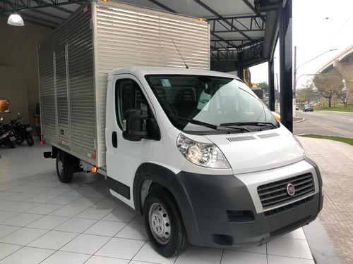 Fiat Ducato Chassi Cabine 2020 Branca Baú