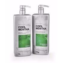 Kit Repositor De Carbono Cool Mentha Dicolore 2x1lt + Brinde