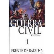 Gibi Guerra Civil Especial 1: Frente De Batalha Ned