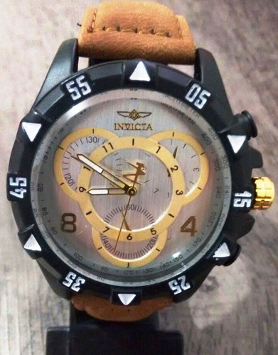 e2a7bf876c7 Relógio Masculino Dourado Prata Barato Aço Pesado Top - R  24 en ...
