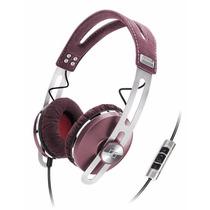 Fone Iphone Sennheiser Momentum On Ear Rosa Original Novo