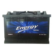 Bateria Automotiva Energy 60 Amperes 15 Meses Garantia
