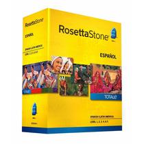 Rosetta Stone 1 Idioma Completo