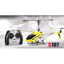 Mini Helicóptero Syma S107 Controle Remoto. Frete Grátis!!!