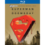 Blu-ray A Morte Do Superman - Dublado Novíssimo