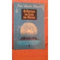 Livro O Feitiço Da Ilha Do Pavão - Autografado - João Ubaldo