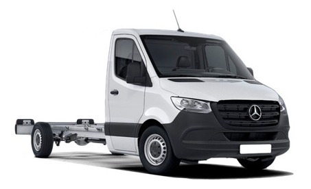 Mercedes-benz Sprinter 314 Chassi 2020