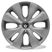 Jogo Calotas Aro 15 Renault Sandero Logan Scenic Megane 4pçs